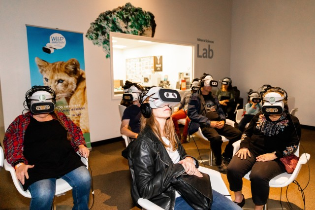 Night of Ideas 2020 - Wild Immersion Virtual Reality