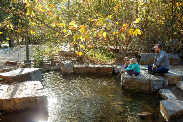 Join our educators for a story in the Nature Gardens