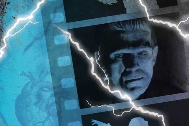 Key art for Fright Nights: Frankenstein film