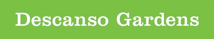 logo of descanso gardens
