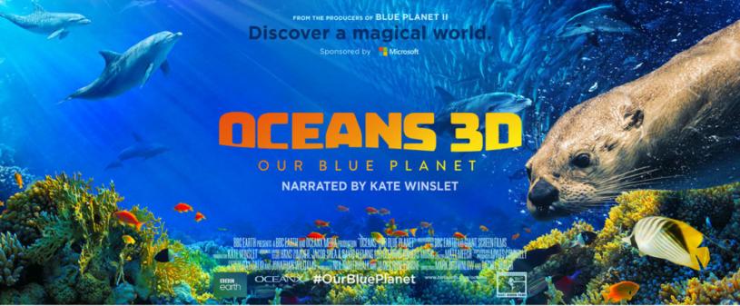 Oceans blue  film preview
