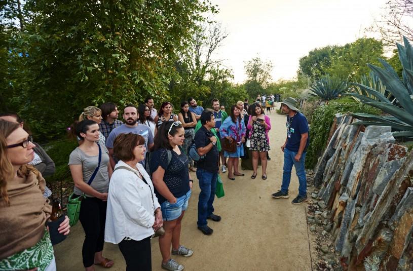 Nature Garden tour