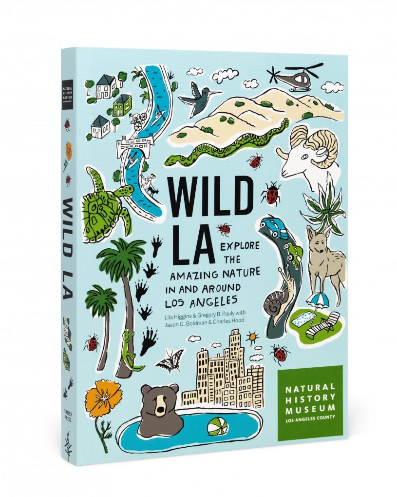 Wild L.A. book Gift Guide 2019