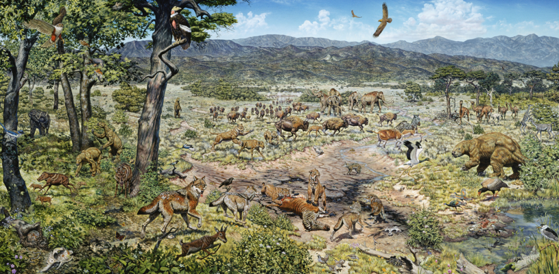 Image of Hallett Mural