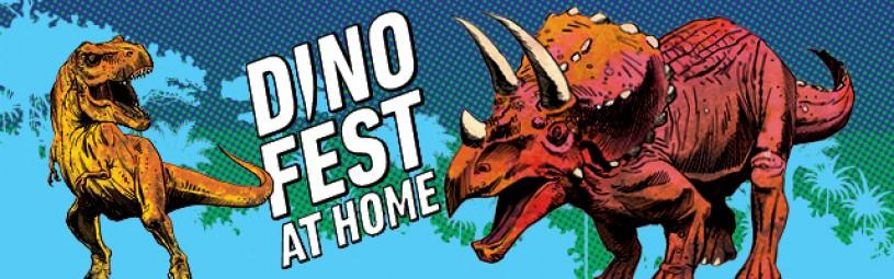 Dino Fest en casa
