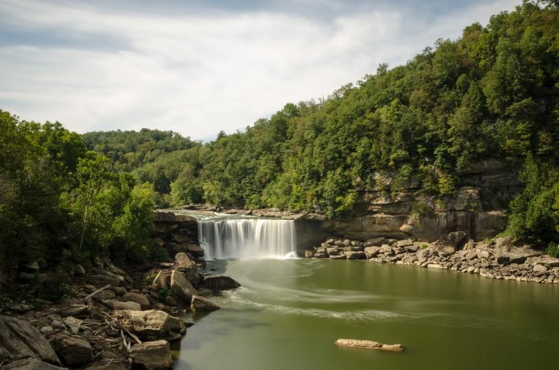 Cumberland River, Kentucky