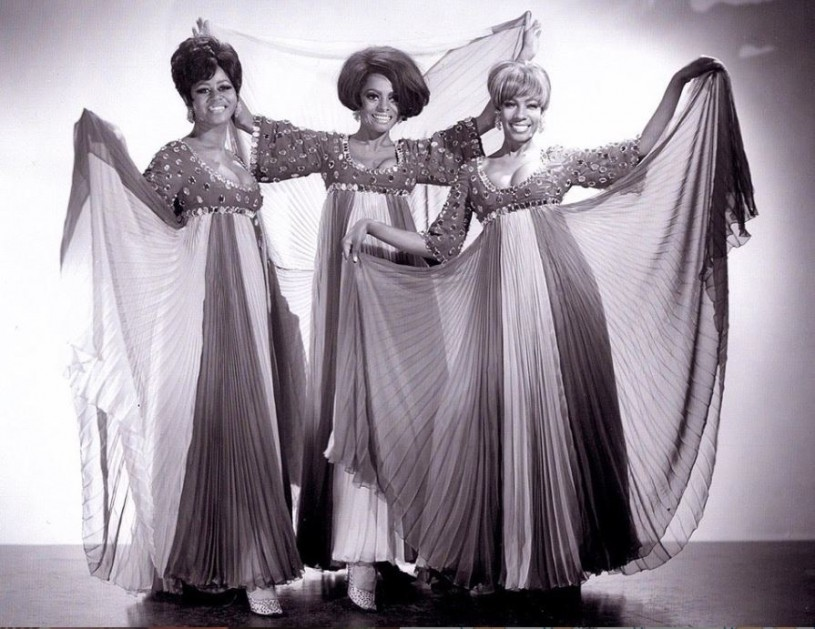 The Supremes Costumes