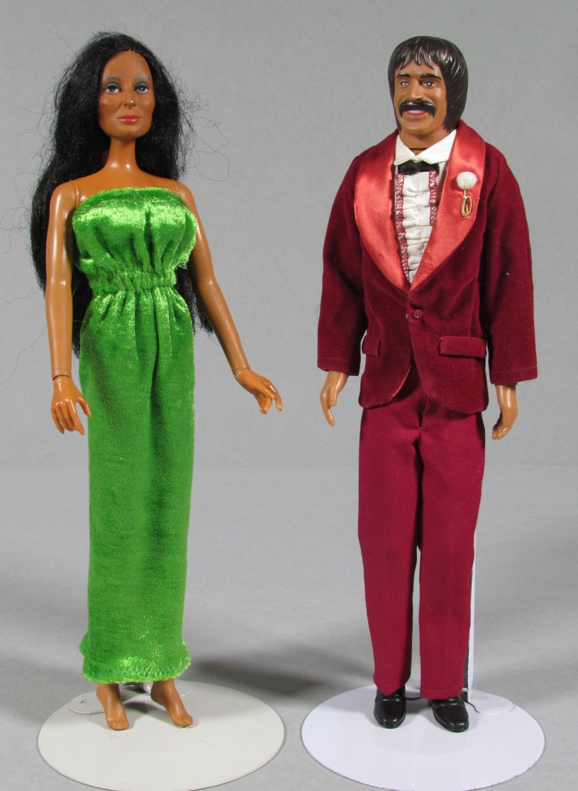 Sonny and Cher Doll