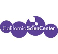 Logo - words 'California Science Center'