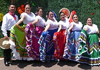 Photo of Ballet Folkorico del Alma Group Members