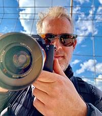 Head Shot of David Grabias