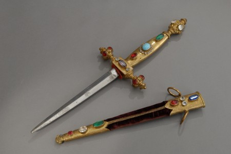 Thief of Bagdad prop dagger